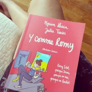 Nos dernières lectures (tome 4) Y-comme-romy-300x300
