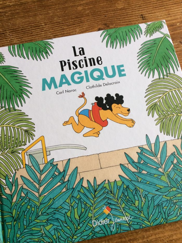 la piscine magique carl norac bric book