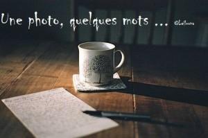 une photo quelques mots atelier d'écriture en ligne